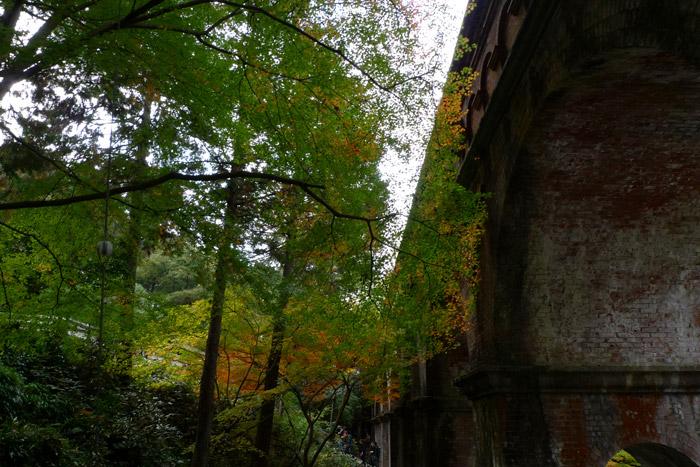 先週の南禅寺