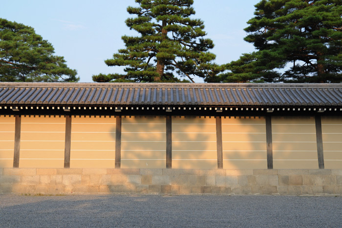夏の京都御苑